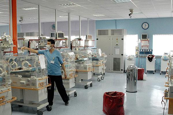 Doğum yapan anneye sağlık desteği