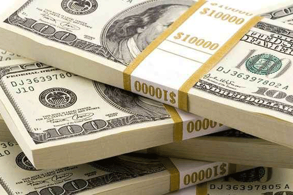 Dolar son 1 ayın dibine geriledi