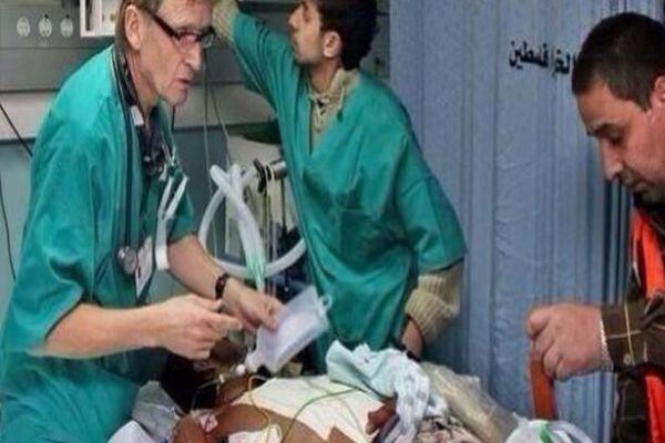 Norveçli doktor İsrail'e insanlık dersi verdi