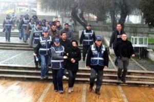 Edirne'de 'insan kaçakçılığı' operasyonu