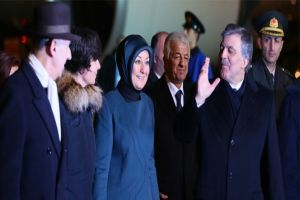 Abdullah Gül, İtalya'da