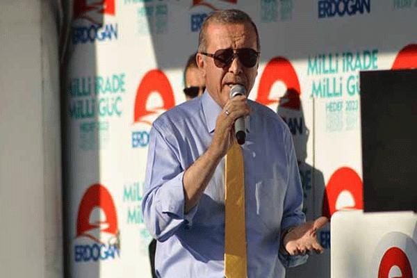 Erdoğan'dan Ekmeleddin İhsanoğlu'na teşekkür