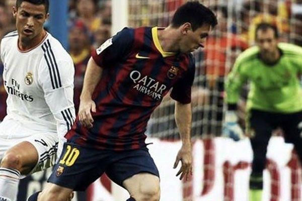 El Clasico golle başladı