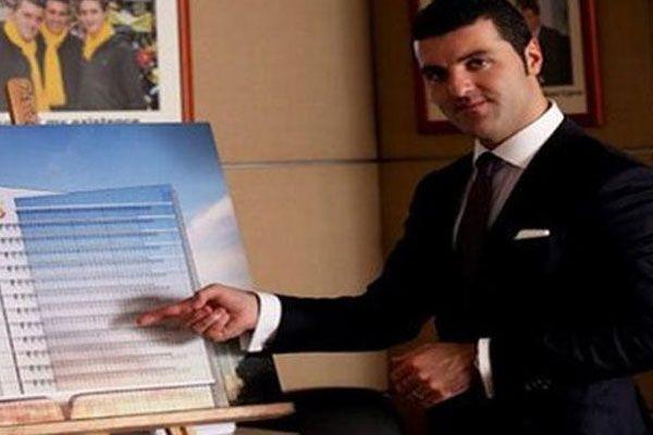 Emir Sarıgül Galatasaray Plaza'yı inceledi