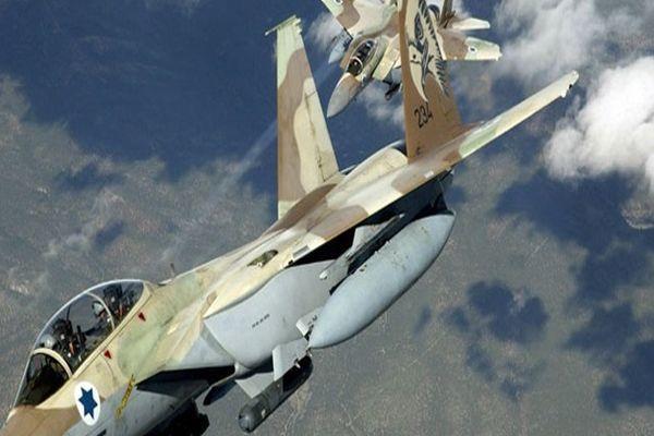 İsrail savaş uçağı, Lübnan sınırını bombaladı