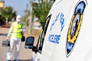 Ankara'da bir emniyet amiri ölü bulundu
