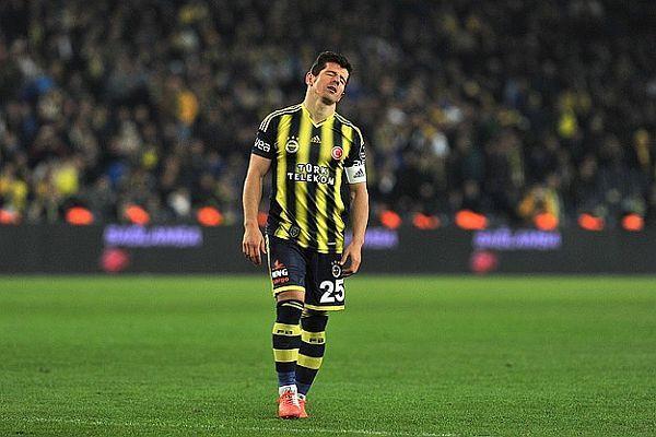 Fenerbahçe'de Emre şansızlığı