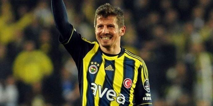 Emre'den Fenerbahçe'ye derbi müjdesi