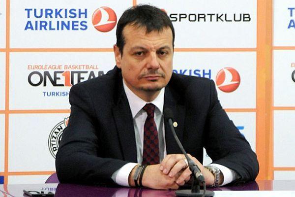 Basketbol Takımı'nın başantrenörlüğüne Ergin Ataman getirildi