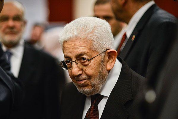 Recai Kutan Fatih Erbakan'ı işaret etti
