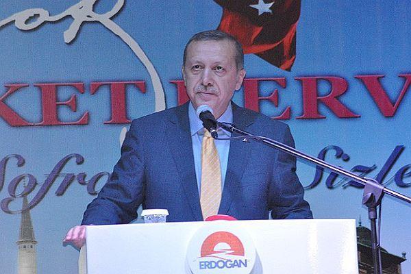 Erdoğan, 'Zulüm bitmezse normalleşme olmaz'