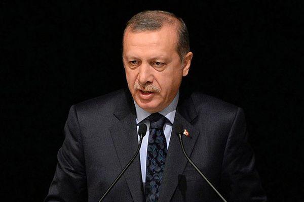 Erdoğan, 'Biz hür ve bağımsız bir ülkeyiz'