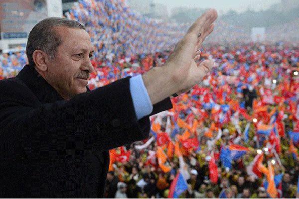Başbakan Erdoğan Ağrı'da konuştu
