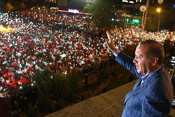 Erdoğan, 'Yeni bir toplumsal uzlaşma sürecini başlatalım'