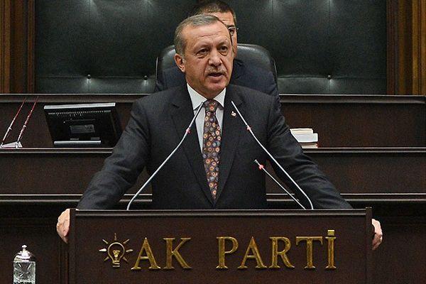 Erdoğan, 'Bayrağı indireni indireceksin'