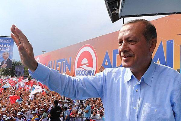 Başbakan Erdoğan Konya'da halka seslendi