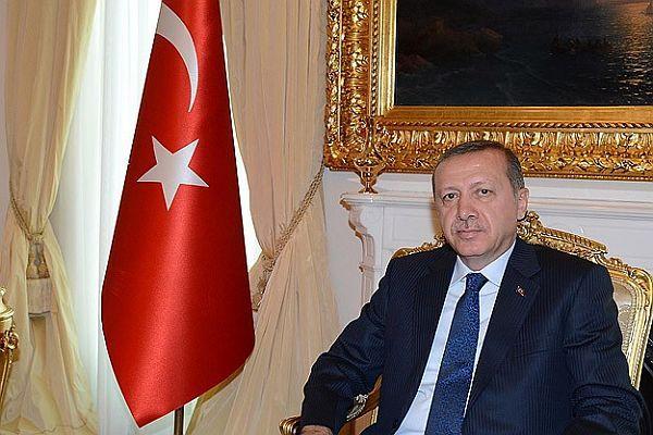 Başbakan Erdoğan'dan Bakan Çelik'e ziyaret