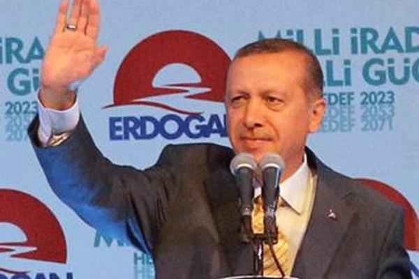 Erdoğan'dan Cüneyt Çakır'a büyük övgü