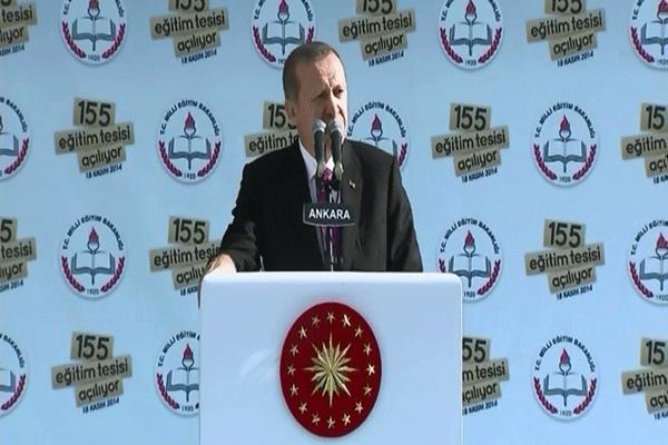 Erdoğan, 'İmam hatip okullarının kapılarındaki kilitleri tek tek söktük'