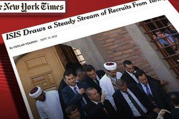 Erdoğan, New York Times gazetesine röportaj vermedi