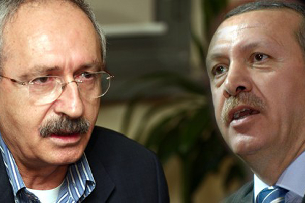 Erdoğan'dan Kılıçdaroğlu'na telgraflı kutlama