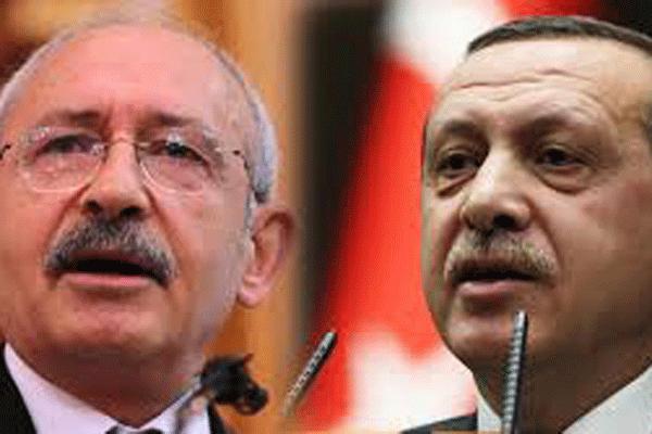 CHP ve Kılıçdaroğlu'nun Başbakan Erdoğan'a açtığı dava reddedildi