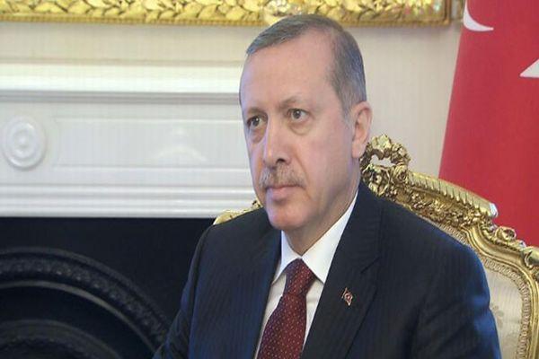 Cumhurbaşkanı Erdoğan'dan milli tenisçiye tebrik
