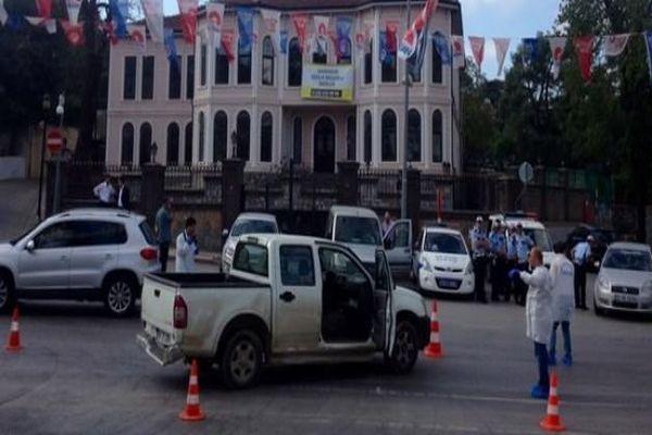 Cumhurbaşkanı Erdoğan'ın evinin önünde silahlı kavga