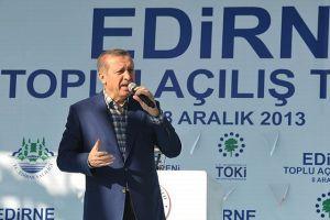 Erdoğan, 'Hükümete hiç kimse diz çöktüremedi'
