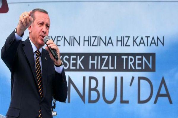 Başbakan Erdoğan'dan YHT açılışında büyük müjde!
