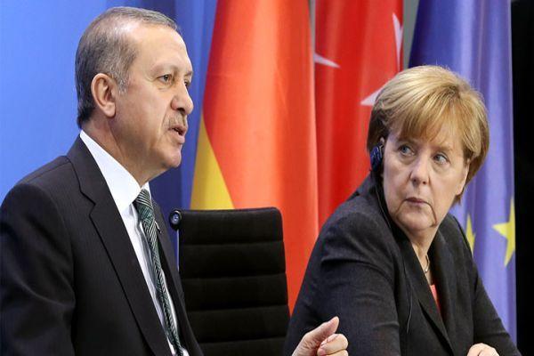 Alman basını Başbakan Erdoğan'ı manşetten verdi
