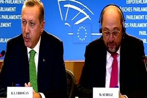 Başbakan Erdoğan'dan AB'ye ders gibi sözler