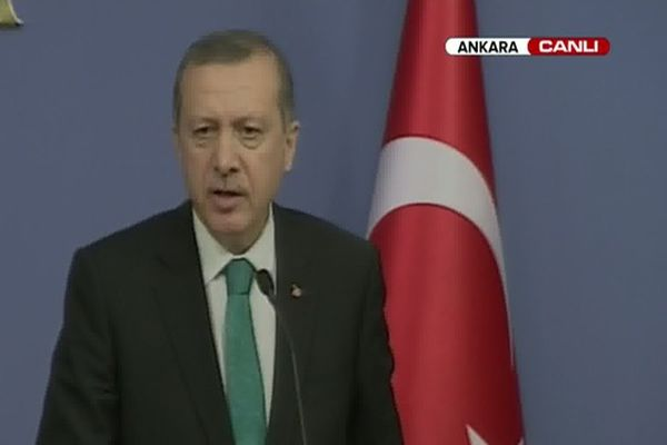 Başbakan Erdoğan, ses kayıtları hakkında konuştu