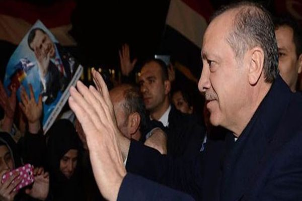 Vasfiye teyzeden Başbakan'a dua - izle