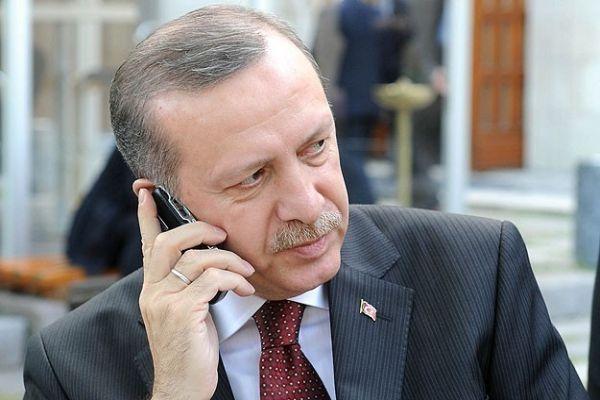 Cumhurbaşkanı Erdoğan işçilerin ailelerini telefonla aradı