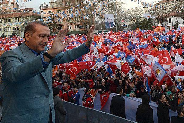 Başbakan Erdoğan Hatay'da halka hitap etti