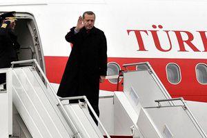 Başbakan Erdoğan 2013'te dünyayı 6 kez turladı