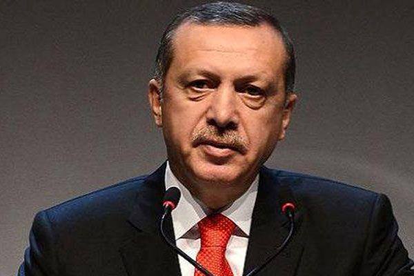 Erdoğan, 'Geziciler dikili bir ağacı olmayanlardır'
