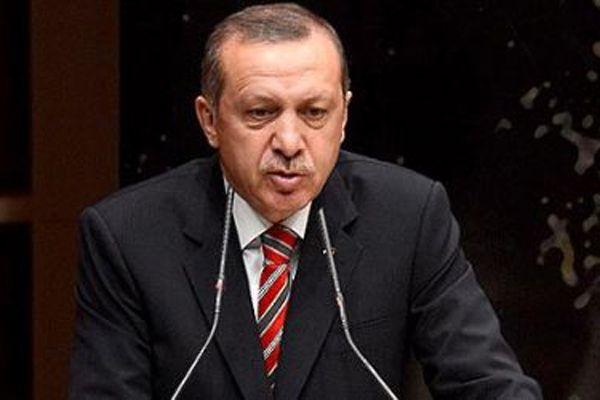 Erdoğan, Genişletilmiş İl Başkanları toplantısında konuştu
