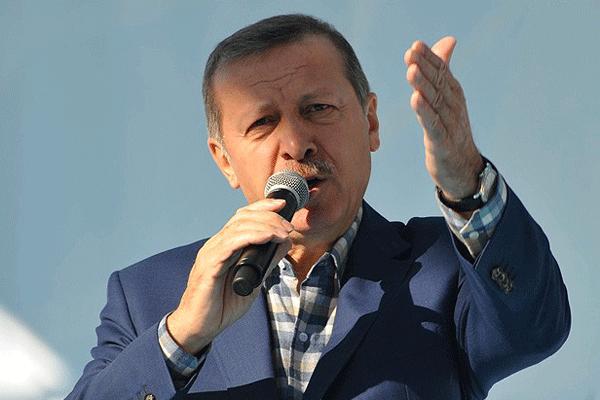 Erdoğan, 'Bunlardan ancak paraşütçü olur'