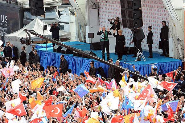 Başbakan Erdoğan Sakarya'da halka seslendi