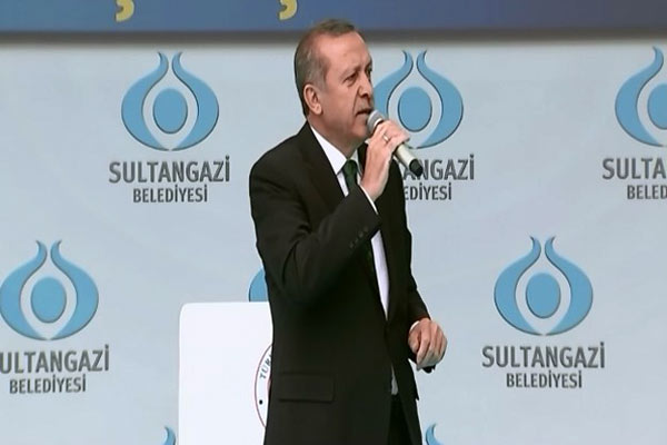 Erdoğan, 'Muhalefet sokaktan medet umuyor'