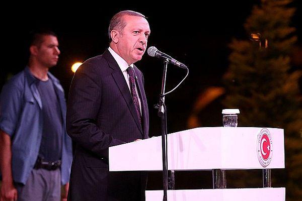 Erdoğan, 'Kurumları bakanları dinlemişler'