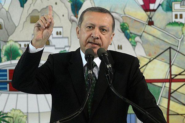 Başbakan Erdoğan, seçim beyannamesini açıkladı