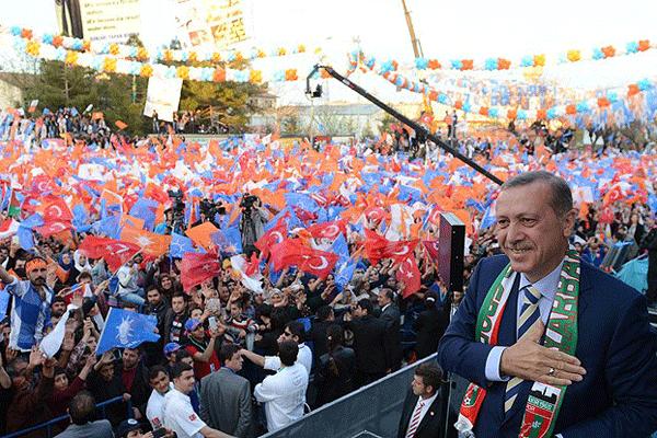 Başbakan Erdoğan ses tellerini dinlendirecek