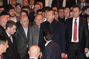 AK Parti Seçim İşleri Üst Kurulu toplandı