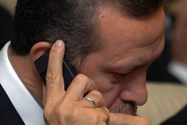 Erdoğan'dan Tazegül'e kutlama telefonu
