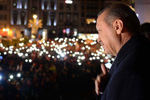 Erdoğan, Suriye'de yaşanan vahşete dikkat çekti