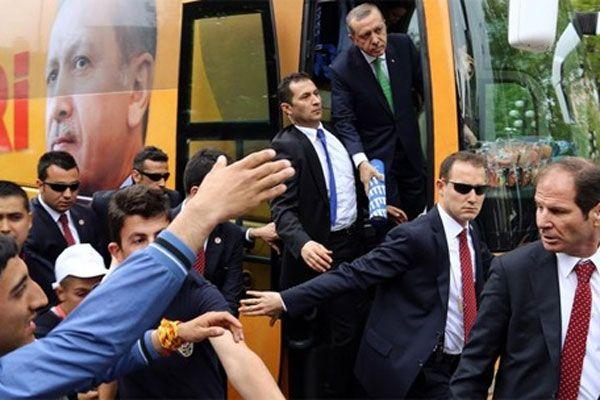 Başbakan Erdoğan'dan vatandaşlara sürpriz ziyaret