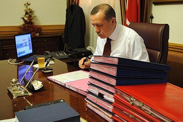 Erdoğan'dan bütçeye onay